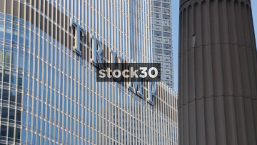 Trump Hotel And Tower In Chicago, USA