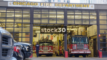Chicago Fire Department, USA