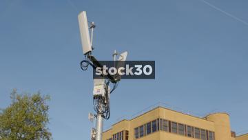 Cellular Communications Mast, UK