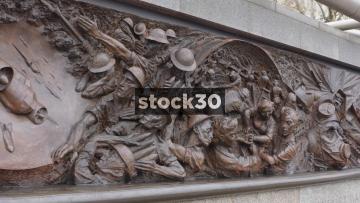 Battle Of Britain War Memorial Close Ups Part 3, UK
