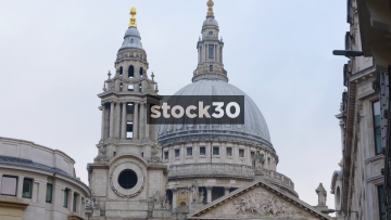 St.Paul's Cathedral Dome, UK