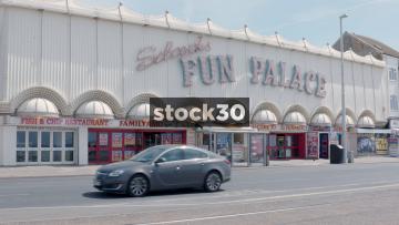 Blackpool Silcocks Fun Palace Amusement Arcade, UK