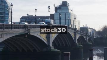 Battersea Bridge in London, UK