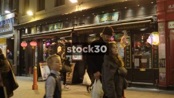 The Feng Shui Inn In Chinatown, London, UK