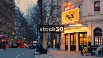 The Playhouse Theatre On Northumberland Avenue In London, UK