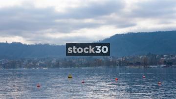 View Over Lake Zürich, Switzerland