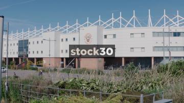 Blackpool Football Club Stadium, UK