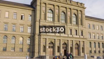 The Swiss Federal Institute Of Technology In Zürich, Switzerland