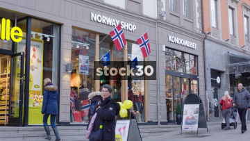 Norway Shop Souvenir Shop In Oslo, Norway