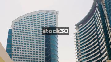 The InterContinental Hotel And Crowne Plaza Festival City In Dubai, UAE