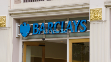 Barclays Bank At St.Ann's Square In Manchester, UK