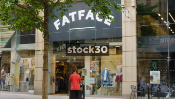 Fatface At St.Ann's Square In Manchester, UK