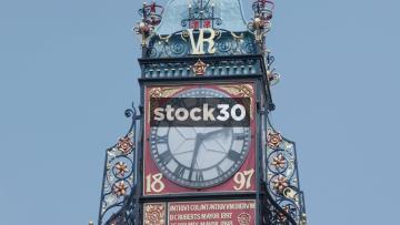 Chester Eastgate Clock, UK
