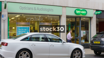 Specsavers Opticians And Audiologists On Albion Street In Leeds, UK