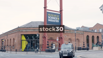 Manchester Museum Of Science And Industry, UK