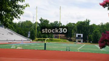 The Grady Stadium At Henry W Grady High School In Atlanta, USA