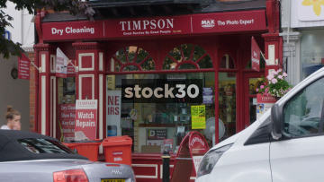 Timpson Dry Cleaning, Key Cutting And Shoe Repairs In Alderley Edge, Cheshire, UK