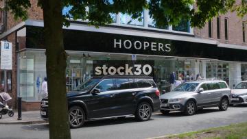 Hoopers Department Store In Wilmslow, UK