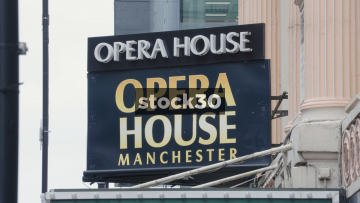Manchester Opera House Theatre Close Ups, UK