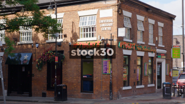 McTucky's Fried Chicken And Burgers On Sackville Street In Manchester, UK