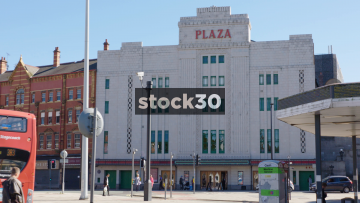 Stockport Plaza Cinema And Theatre, UK