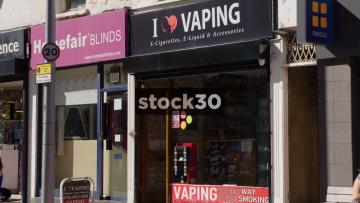 I Love Vaping, E Cigarettes, E Liquid And Accessories Shop In Stockport, UK