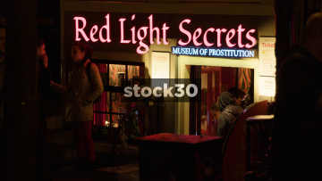 Red Light Secrets Museum Of Prostitution In Amsterdam, Netherlands