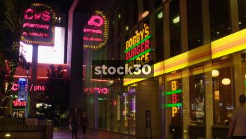 Bobby's Burger Palace In Las Vegas, USA