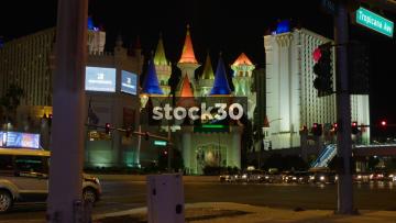 Buca Di Beppo Italian Restaurant In Las Vegas, USA