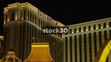 The Venetian Hotel And Casino In Las Vegas, USA