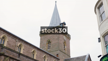 St John's Kirk In Perth, Scotland, UK