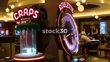 Craps And Roulette Machine Games In Casino