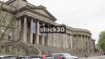 Museum Of Liverpool Exterior Shots, UK