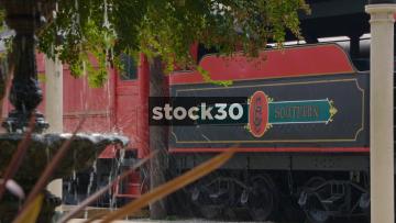 The Chattanooga Choo Choo Locomotive, Tennessee, USA