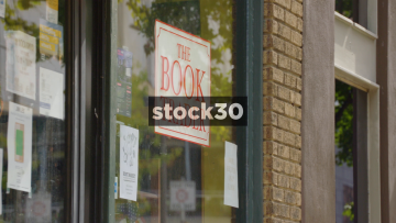 The Book Trader Book Shop On North 2nd Street In Philadelphia, Pennsylvania, USA