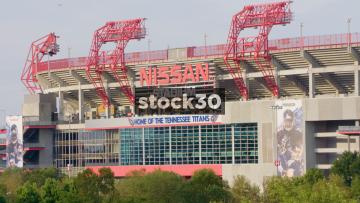 Nissan Stadium In Nashville, Tennessee, USA