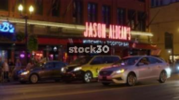Jason Aldean's Kitchen And Rooftop Bar In Nashville, Tennessee, USA