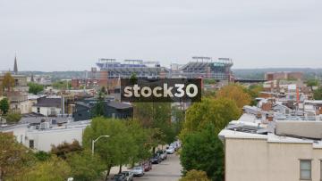 M&T Bank Stadium In Baltimore, Maryland, USA