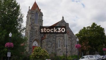 Georgetown Lutheran Church In Georgetown, Washington DC, USA