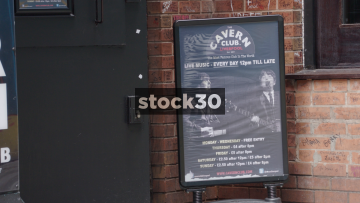 Liverpool Cavern Club Signage, UK