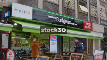 Budgens Convenience Store Exterior Shots
