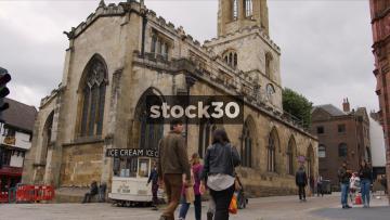 Parish Of All Saints Church, Pavement, York, UK