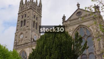 St Mary's Church In Warwick, UK