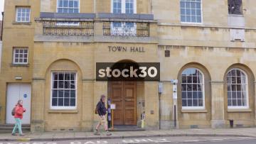 Stratford Upon Avon Town Hall, UK
