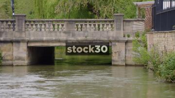 Castle Mill Stream In Oxford, UK