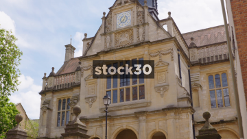 University Of Oxford Faculty Of History Building On George Street, UK