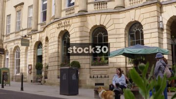 The Ivy Bath Brasserie, Milsom Street, Bath, UK