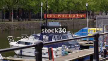 Bristol Packet Boat Trips On The River Avon, UK
