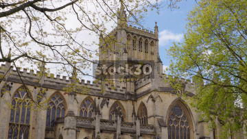 Bristol Cathedral, Two Shots, UK