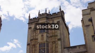 Abbey Gatehouse, The Great Gatehouse, In Bristol, UK